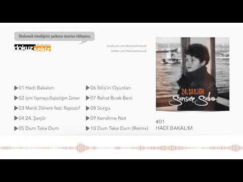Sansar Salvo - Hadi Bakalım (Official Audio)