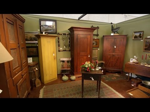 American Dealers Minisode featuring Cothren House Antiques