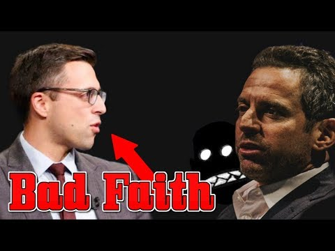 Ezra Klein Exposed as Hypocrite on Sam Harris - Race and IQ Debate Breakdown (part 1)