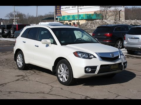 2011 Acura RDX SH-AWD Turbo Review and Test Drive