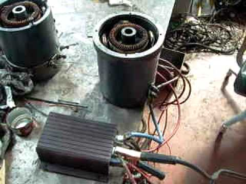 hqdefault golf carts electric engine test youtube EZ Go Battery Diagram at mifinder.co
