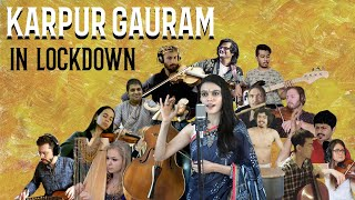 Karpur Gauram - Maati Baani | 9 Countries in Lockdown Collab