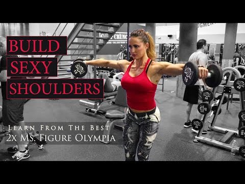 Build Beautiful Shoulders | (Full Workout w/ Commentary) | Training Explained
