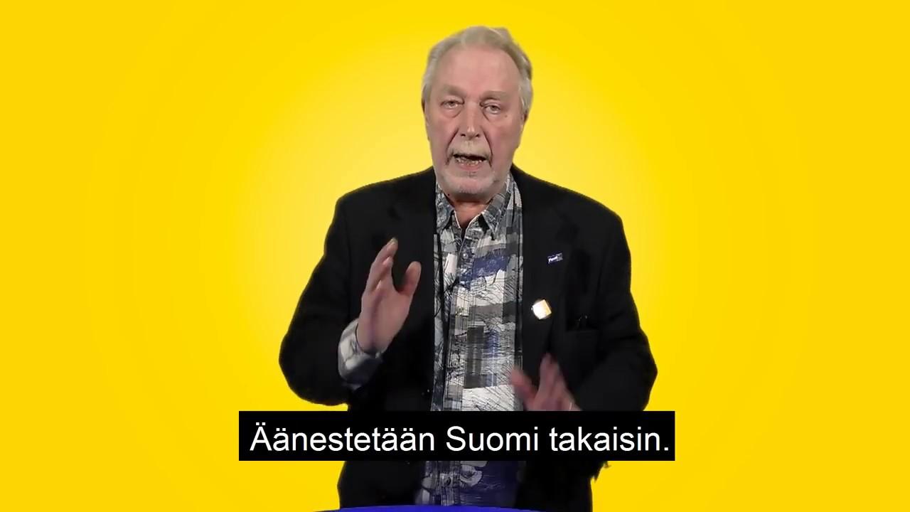 Ehdokkaan esittelyvideo