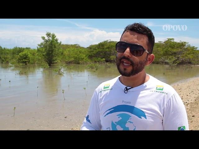 O renascimento da Estação Ambiental da praia de Requenguela em Icapuí