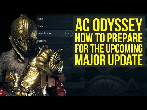 Assassin's Creed Odyssey New Game Plus - How To Prepare For The Major Update (AC Odyssey) thumbnail