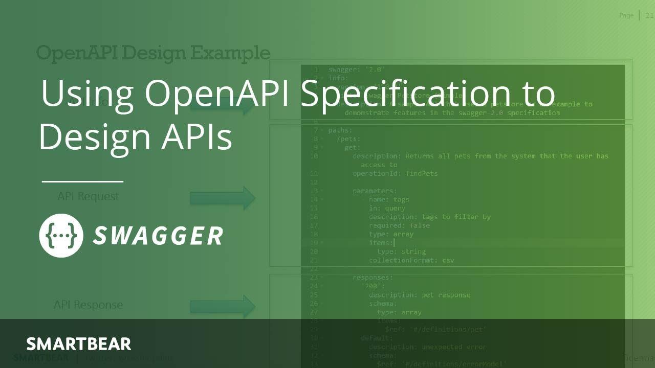 Advantages of Using OpenAPI to design APIs