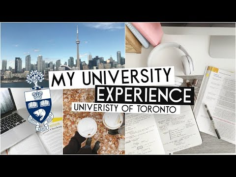 MY UNIVERSITY EXPERIENCE & WHAT'S NEXT  | University Of Toronto