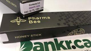 видео pharmabee honey stick