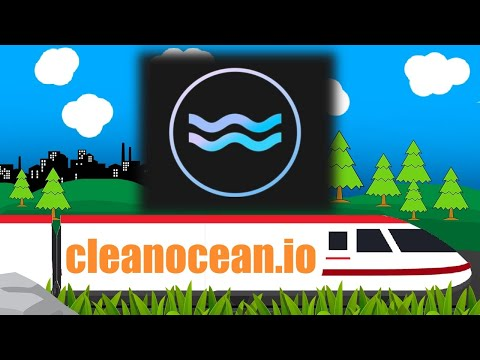 // CleanOcean // A crypto project to raise money and clean the ocean \\ CryptoExpress \\