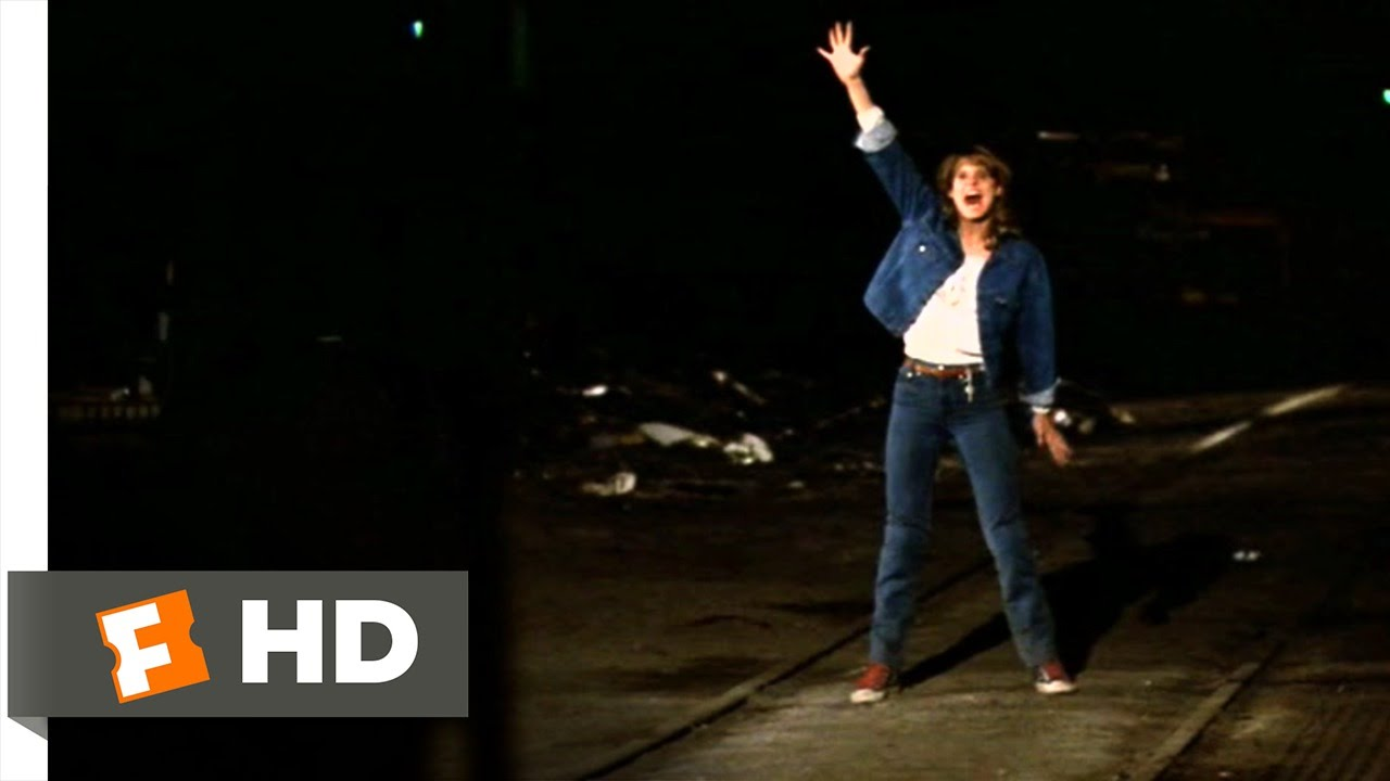 footloose 27 movie clip playing chicken 1984 hd
