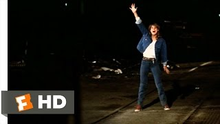 Footloose (2/7) Movie CLIP - Playing Chicken (1984) HD