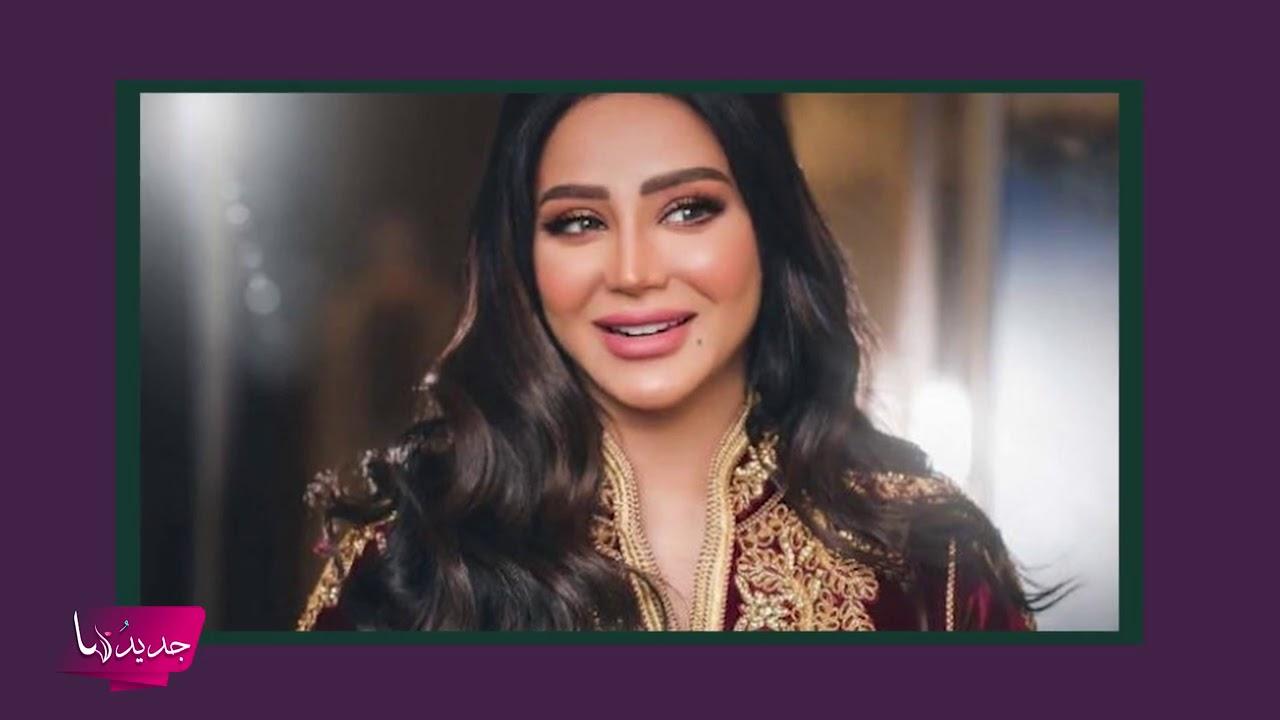 السعودية لجين عمران في فيديو جديد والهواء يكشف المستور من فستانها Mada Post مدى بوست