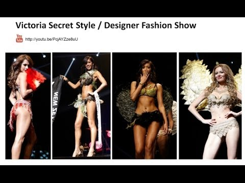 Fashion One Victoria Secret Seg. Miss Asia Pacific 2013 Supertalent of the World Season 3