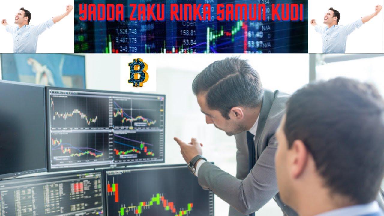 Yadda Zaku Rinka Samun Kudi Da Trading Crypto