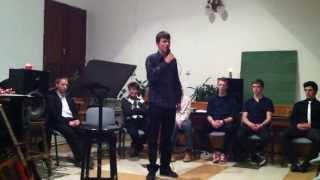 Fülöp Kristóf - Believe (Josh Groban cover)
