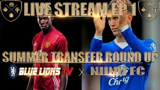 NiiNii FC & Blue Lions Tv - Transfer Roundup