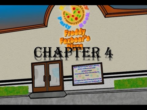 FNAF AU: Facing the Past Audio Book chapter 4
