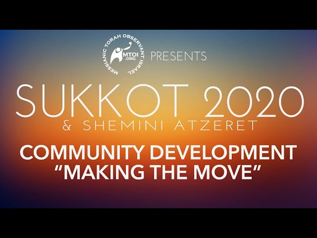 MTOI Sukkot 2020 | Community Development