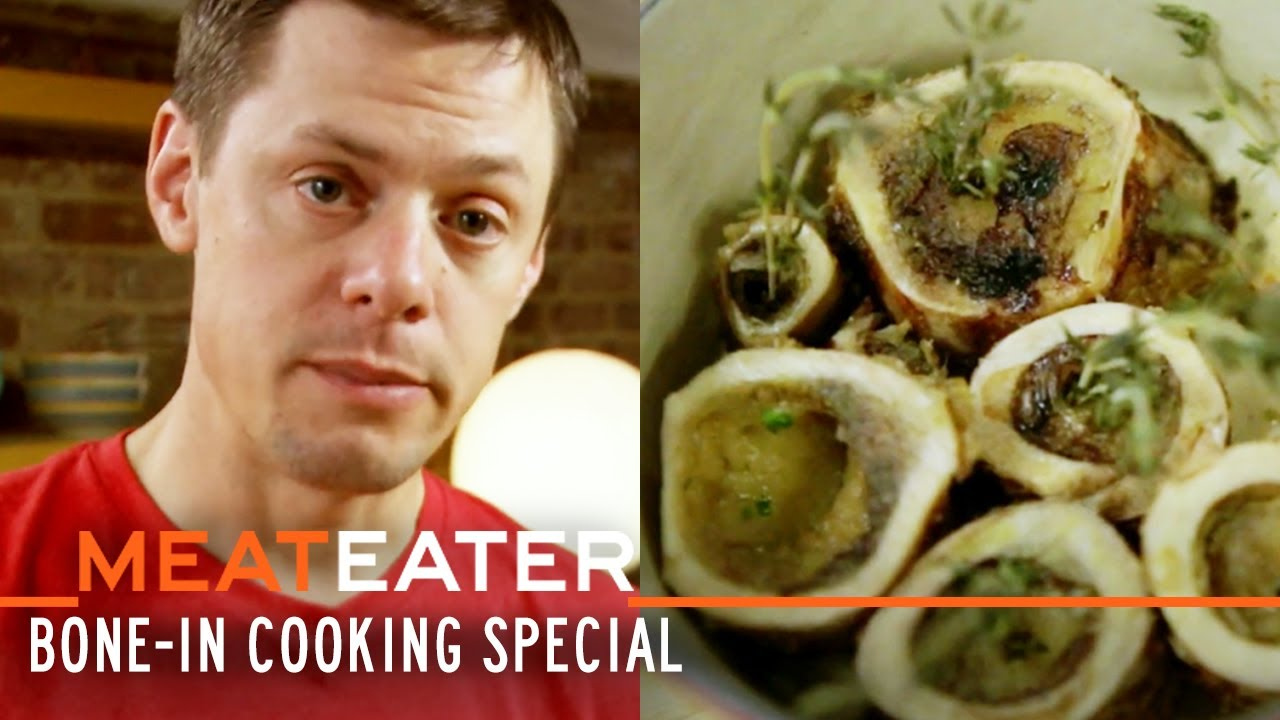 Download Primal Cuts: Bone-In Cooking Special   S3E09   MeatEater