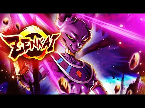 (Dragon Ball Legends) The Best Unit In The Game: Zenkai Level 7 God Of Destruction Beerus