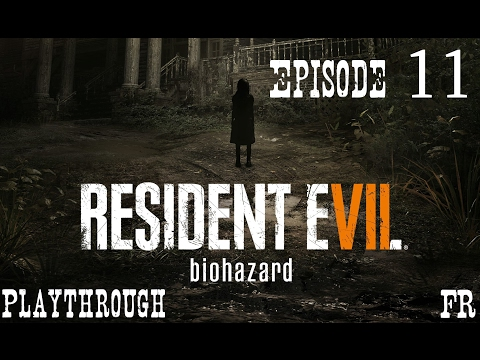 [Playthrough]~Resident Evil 7~Episode 11 [Daft Hunk - Syphow]