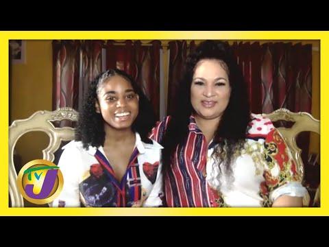 Mother and Daughter Bond   Carlene 'Dancehall Queen' Smith & Crystal Davis   TVJ Smile Jamaica