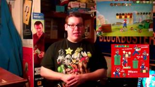 Sonic Boom Figures, New Mario Figure & Other Toy News