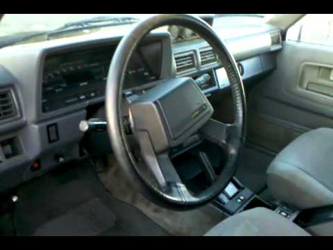1986 4runner turbo IMMACULATE - YouTube