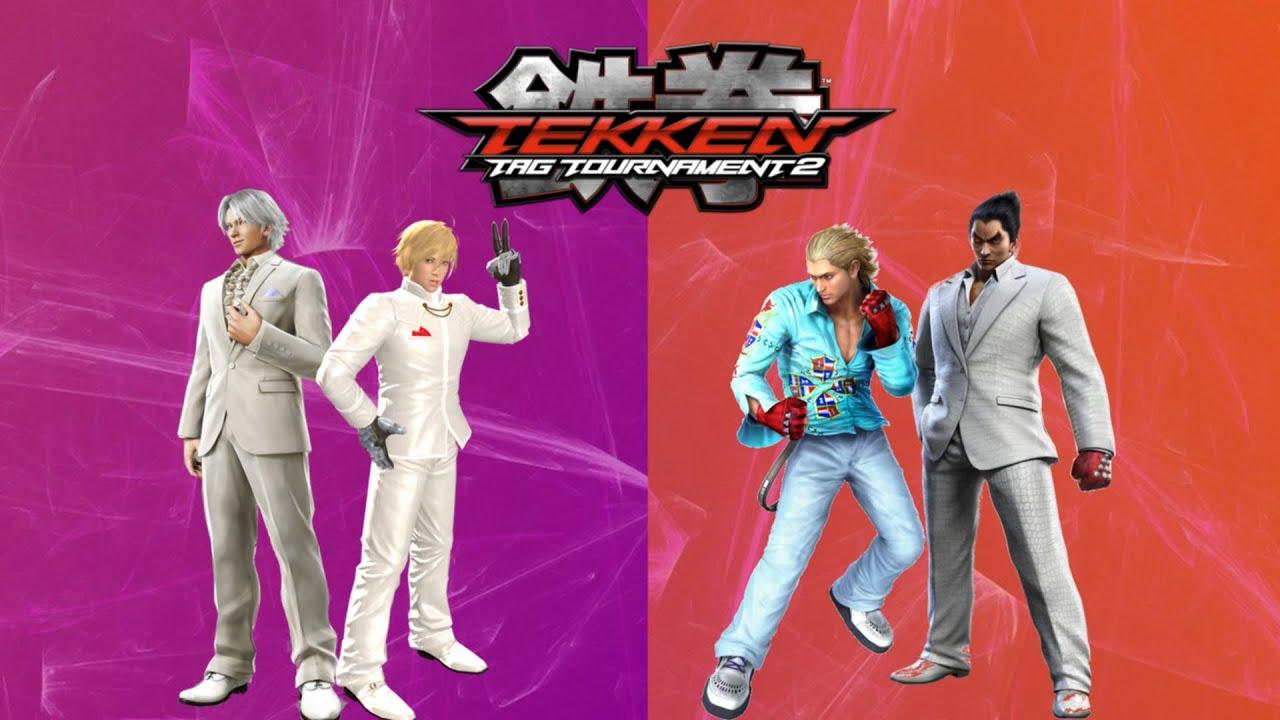 Tekken Tag 2 Lee Leo Vs Steve Kazuya Youtube
