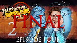 Cry Plays: Tales from the Borderlands [Ep4] [P2] [Final]