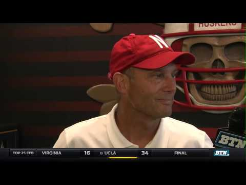 Mike Riley Post Game Interview