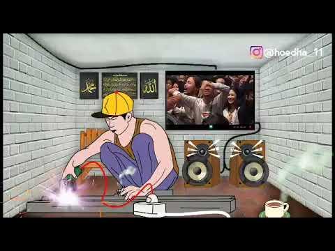 Animasi Kekinian Yang Lagi Viral Special Buat Sobat Ambyar