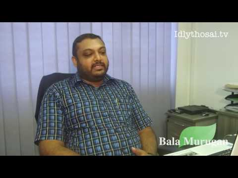 A young Indian businessman who has passion for Agriculture Industry in Malaysia