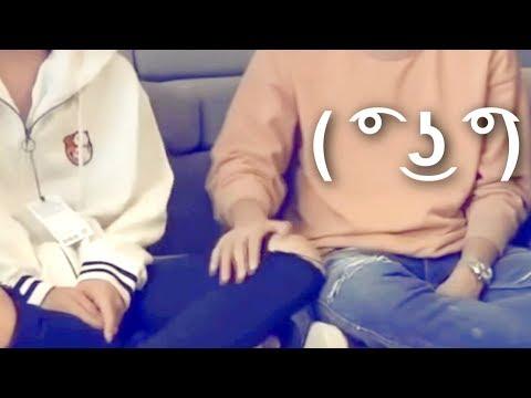 NamJin / 랩진 Namjoon being smooth ( ͡° ͜ʖ ͡°)  [ a compilation! 😎😏]