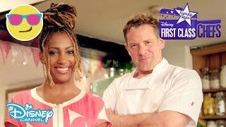 First Class Chefs: Family Style | Sakura Dragons vs Salt & Pepper | Official Disney Channel UK