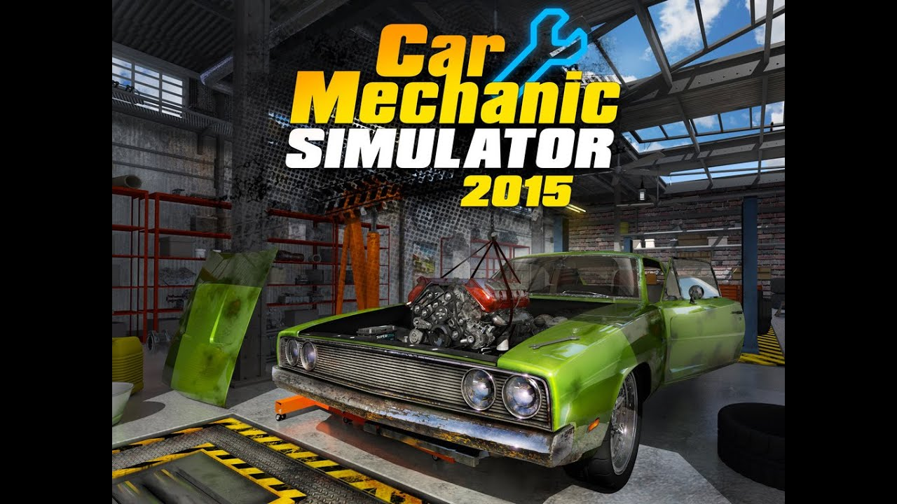 car mechanic simulator 2015 change oil youtube. Black Bedroom Furniture Sets. Home Design Ideas