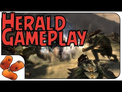 Guild Wars 2 - HERALD Revenant Gameplay