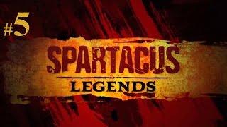 Прохождение Spartacus Legends #5 (Снова в Яму)