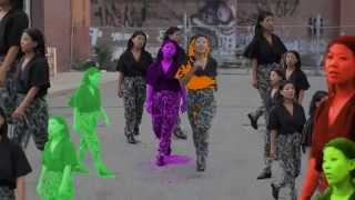 "Shit Robot ""Take 'Em Up"" (Official Video) - DFA RECORDS"