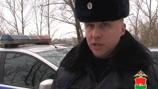 Брянск ДПС спасли самоубийцу