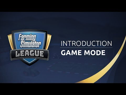Farming Simulator League mode includes a ban phase, 'power plays,' and a hint of Gambit | PC Gamer