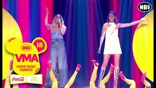 Video Μελίνα Ασλανίδου & Demy - Aν Σ' Αρνηθώ Αγάπη Μου | Mad VMA 2018 by Coca-Cola & McDonald's download MP3, 3GP, MP4, WEBM, AVI, FLV Juli 2018