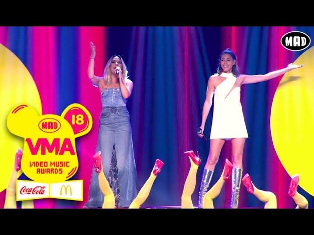 Μελίνα Ασλανίδου & Demy - Aν Σ' Αρνηθώ Αγάπη Μου | Mad VMA 2018 by Coca-Cola & McDonald's