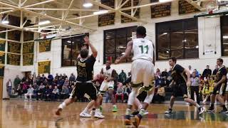 ND Basketball vs Amity Highlights Jan 29, 2018