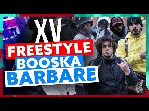 Youtube: XV | Freestyle Booska Barbare