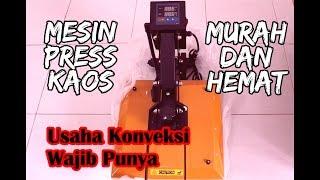 Gambar cover #CeritaKonveksi #2 Membeli mesin press kaos murah