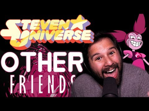 Steven Universe - Other Friends (Male Cover By Caleb Hyles)