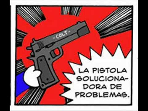 El ultimo capitulo de doraemon la pistola solucionadora de - Pistola para lacar ...