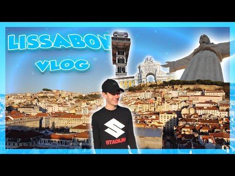 EXCURSIE LISSABON VLOG 2017!!!